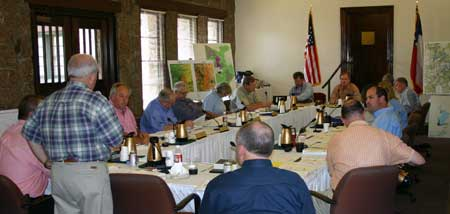 LCRA board meeting